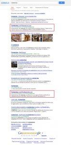 Resultados Google 16/01/2013 | vivirENbolivia.net