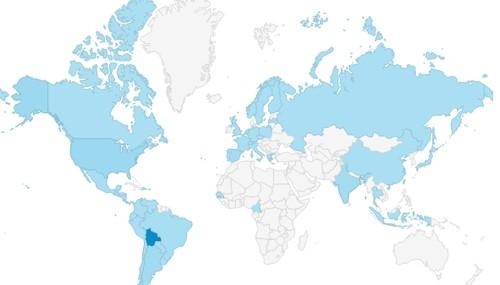 Estadísticas de acceso (Mayo 2014), VENBO