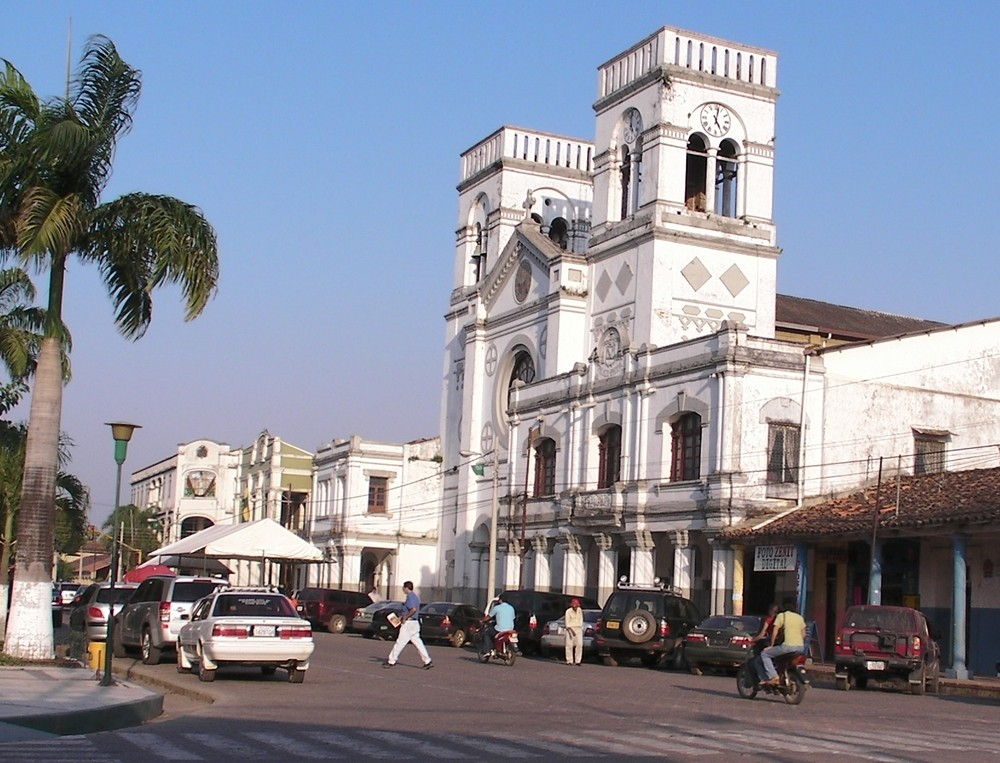 Plaza Principal, Trinidad (Beni)