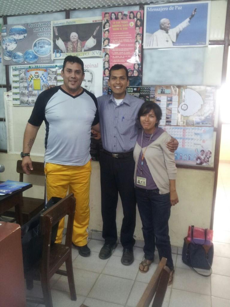 Entrevista en Radio Yaguarí sobre la edición 2106 del mapa turístico de Vallegrande, VENBO