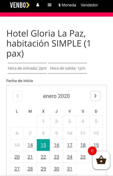 Actualización del marketplace (enero 2020), VENBO